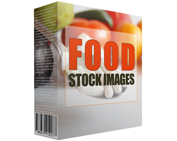 Food Stock Images ECover