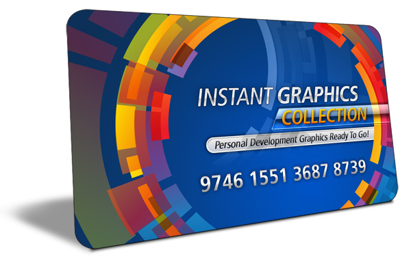 Instant Graphics Collection ECover