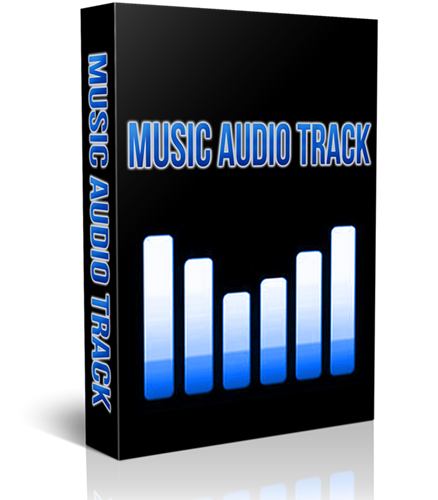 Music Audio Track ECover