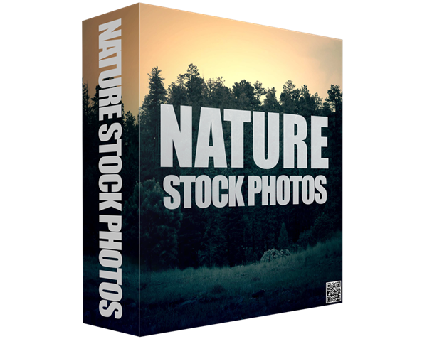 Nature Stock Photo ECover