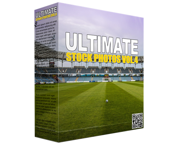 Ultimate Stock Photos Vol4 ECover 1