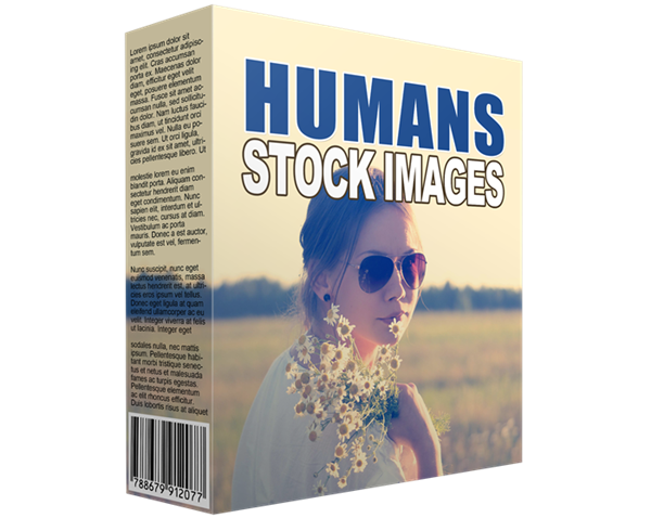 Humans Stock Images ECover