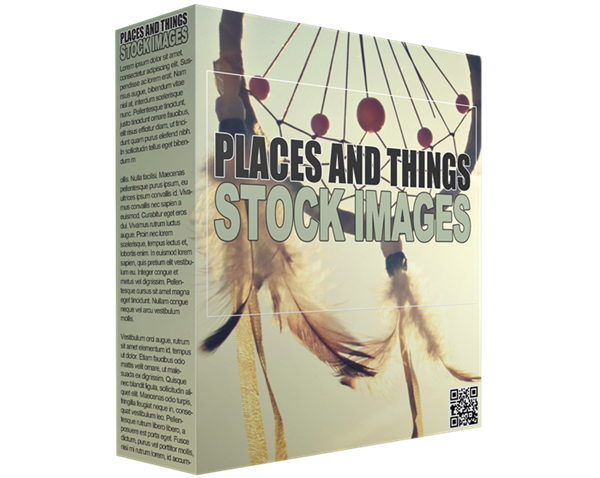 Places and Things Stock Images ECover