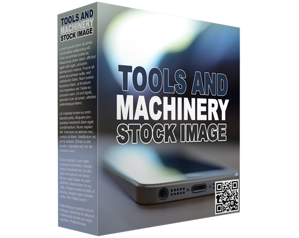 Tools and Machinery Stock Image ECover